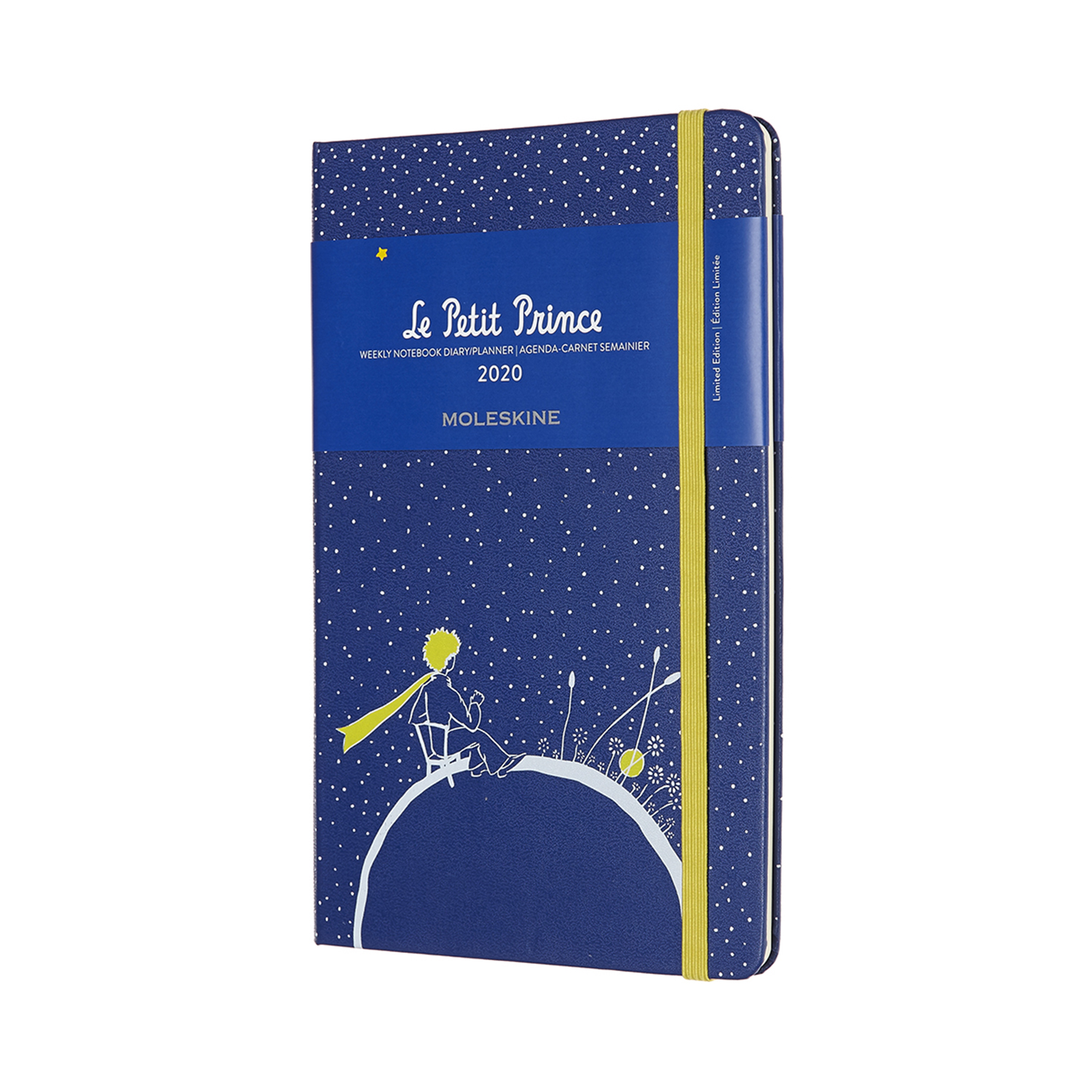 Le Petit Prince Large Hard Weekly 12 Month Diary 2020