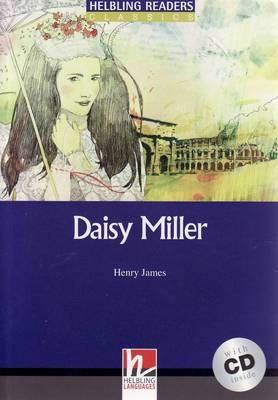 Daisy Miller - Book and Audio CD Pack - Level5