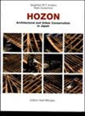 Hozon: Architectual and Urban Conservation in Japan