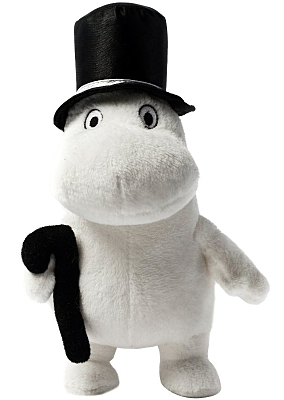 Moominpappa 6.5'' Plush Toy