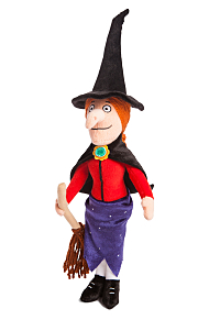 Room on the Broom Witch Plush Toy