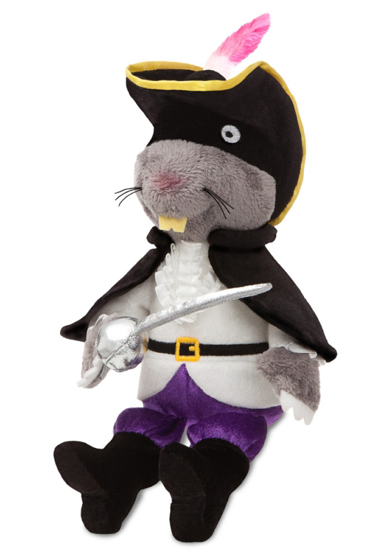 Highway Rat Plush Toy