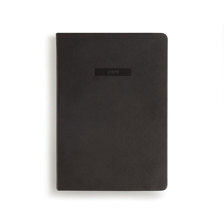 BLACK GOALS HARDCOVER 2020 DIARY