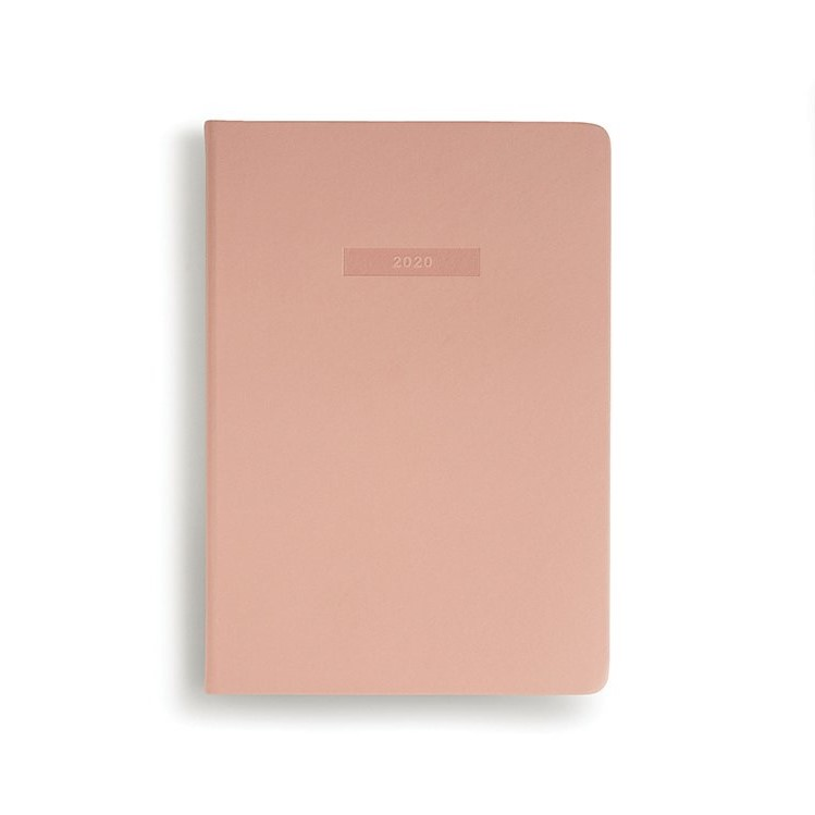 CORAL GOALS HARDCOVER 2020 DIARY