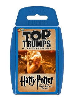 Harry Potter And Half Blood Prince Top Trumps