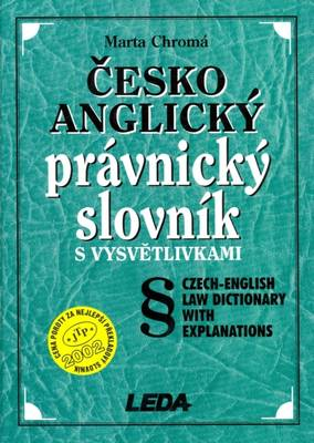 Czech-English Law Dictionary