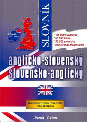 English-Slovak, Slovak-English dictionary
