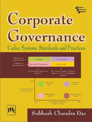 Corporate Governance: Codes, Systems, Standards and Practices