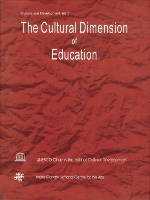 The Cultural Dimension of Education