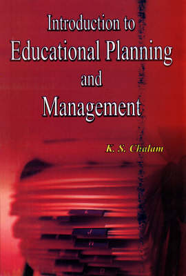 Introduction to Educational Planning and Management
