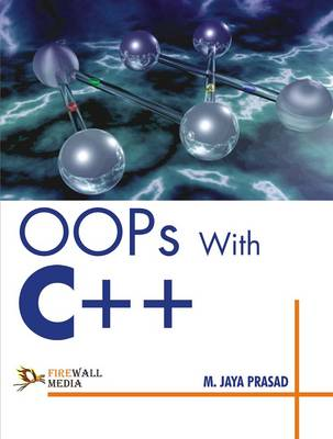 OOPs with C++