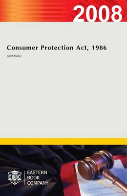 Consumer Protection Act, 1986 (with Rules)