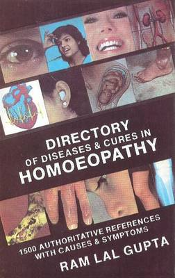 Directory of Diseases and Cures in Homoeopathy: Pt. I