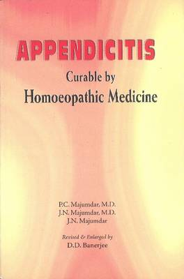 Appendicitis Curable by Homoeopathic Medicine