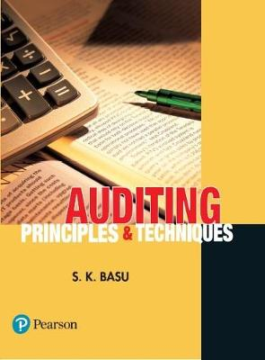 Auditing: Principles and Techniques