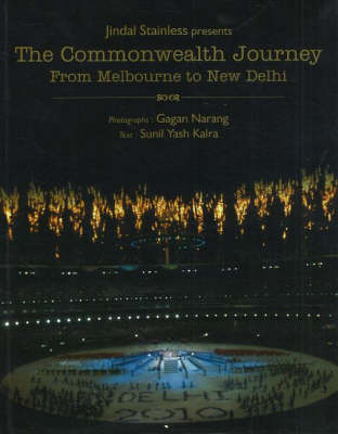 Commonwealth Journey: From Melbourne to New Delhi