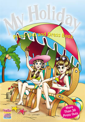 My Holiday Press Out and Dress Book