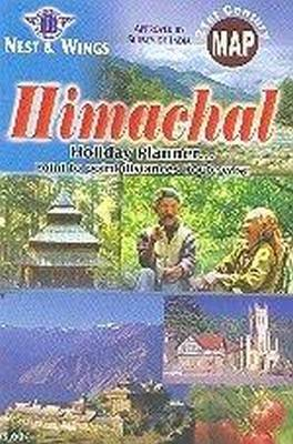 Himachal  Tourist Guide Map