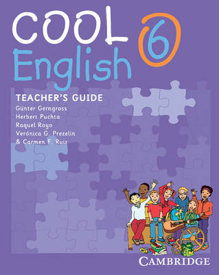 Cool English Level 6 Teacher's Guide with Audio CDs (2)