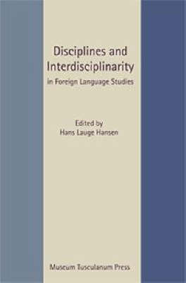Discipline & Interdisciplinarity: in Foreign Language Studies