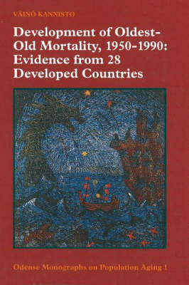 Development of Oldest-Old Mortality, 1950-1990: Evidence from 28 Developed Countries