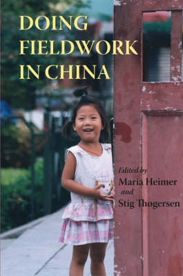 Doing Fieldwork in China