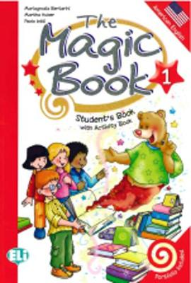 The Magic Book: Student's Book with Activity Book 1