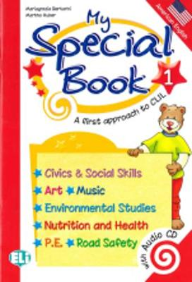 The Magic Book: Special Book 1 + audio CD
