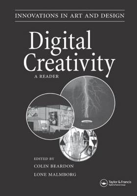 Digital Creativity: a Reader