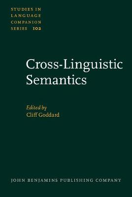 Cross-Linguistic Semantics