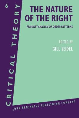 The Nature of the Right: Feminist analysis of order patterns