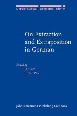 On Extraction and Extraposition in German