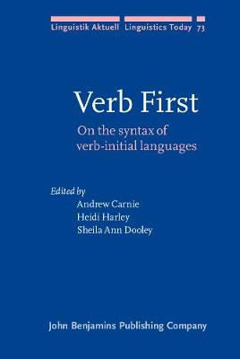 Verb First: On the syntax of verb-initial languages