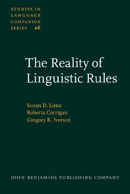The Reality of Linguistic Rules