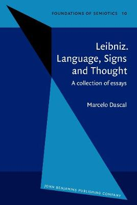 Leibniz. Language, Signs and Thought: A collection of essays