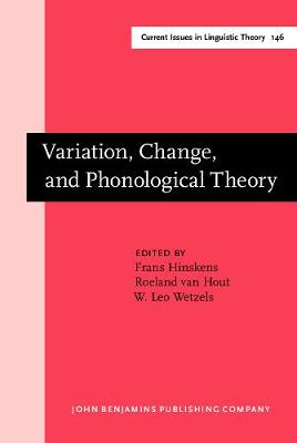 Variation, Change and Phonological Theory