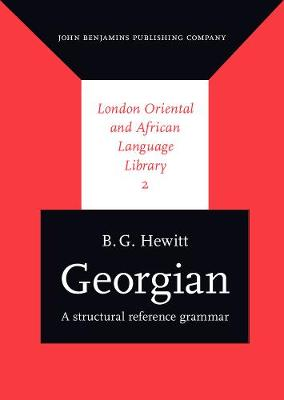 Georgian: A Structural Reference Grammar