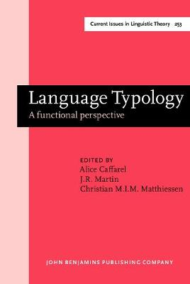 Language Typology: A functional perspective