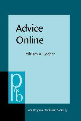 Advice Online: Advice-giving in an American Internet health column