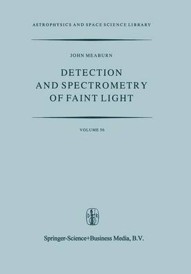 Detection and Spectrometry of Faint Light