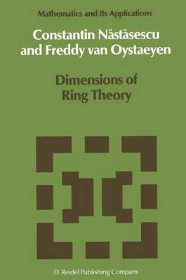 Dimensions of Ring Theory