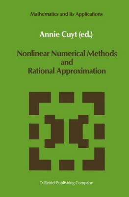 Nonlinear Numerical Methods and Rational Approximation