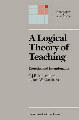 A Logical Theory of Teaching: Erotetics and Intentionality