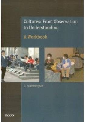 Cultures: From Observation to Understanding: A Workbook