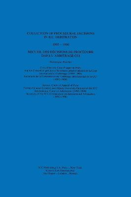 Collection of Procedural Decisions in ICC Arbitration