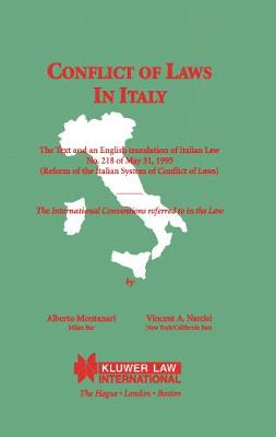 Conflict of Laws in Italy