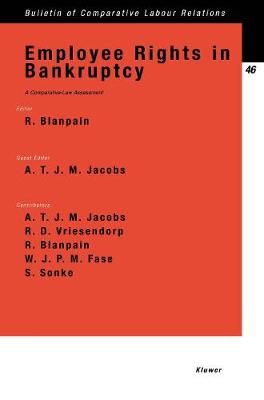 Employee Rights in Bankruptcy: A Comparative-Law Assessment