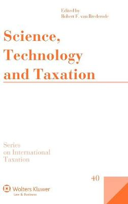 Science, Technology and Taxation