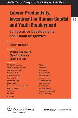 Labour Productivity, Investment in Human Capital and Youth Employment: Comparative Developments and Global Responses