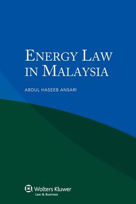 Energy Law in Malaysia
